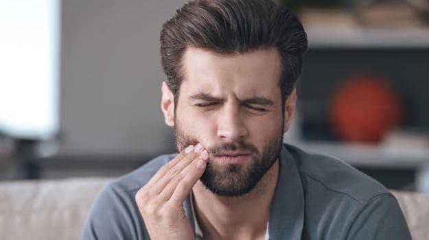 como melhorar dor de dente