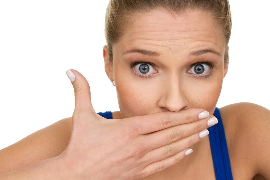 como tirar mau hálito do estomago