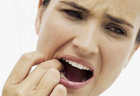 dente dolorido