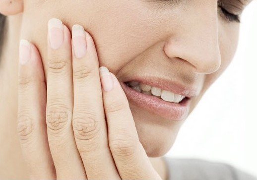 dor forte no dente