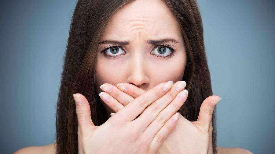 tratamento natural para mau hálito