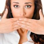 Como livrar do mau hálito