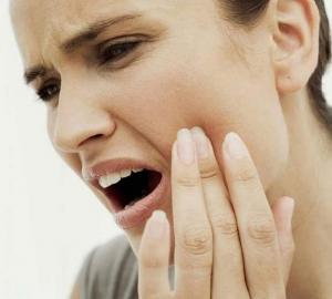 Dor de dente muito forte