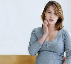Dor de dente na gestação