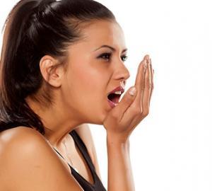 Tratamento mau hálito crônico