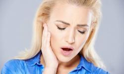 dor de dente aberto