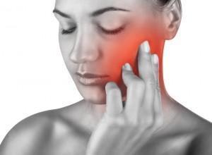 dente latejando de dor