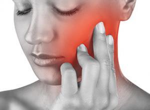dente queiro sintomas