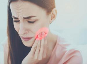 dor em vários dentes