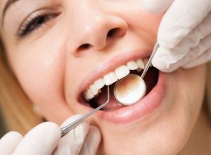 limpeza de dente