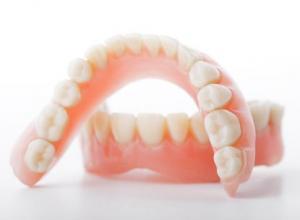 plano odontológico com prótese