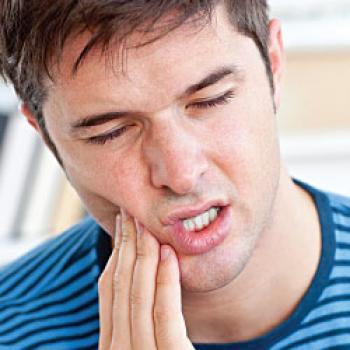 dente canal inflamado