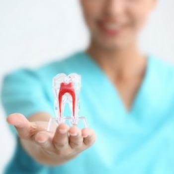 dor dente canal aliviar